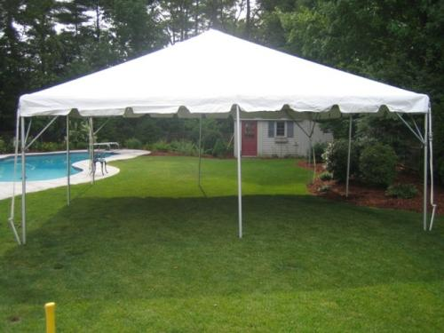 Tent Package - Elegant 40 Person